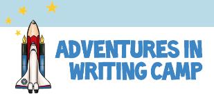 adventures in writing logo