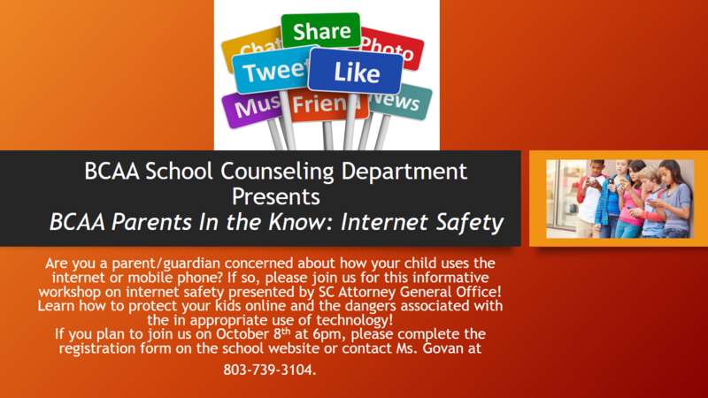 Parents in the Know: Internet Safety Featured Photo