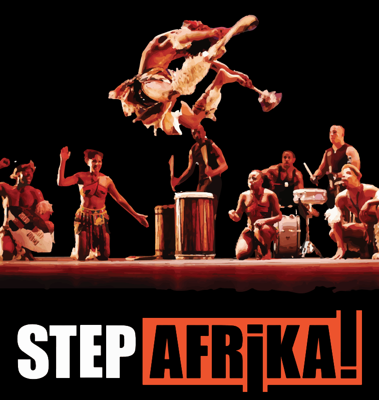 AFRICAN STEPPING