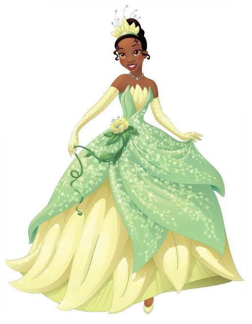 Princess Tiana (The Princess and the Frog)