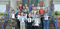 Red Ribbon Week Essay Winners