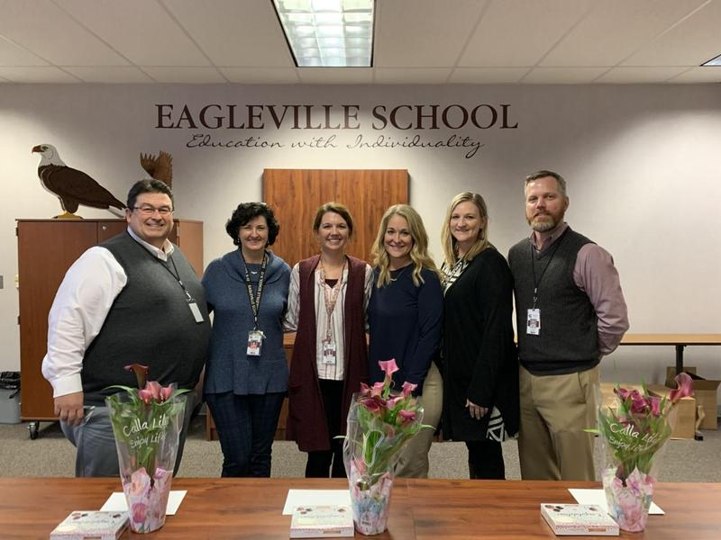 Congratulations to our Eagleville Teachers of the Year! Thumbnail Image