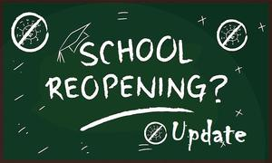 MSE Reopening Update