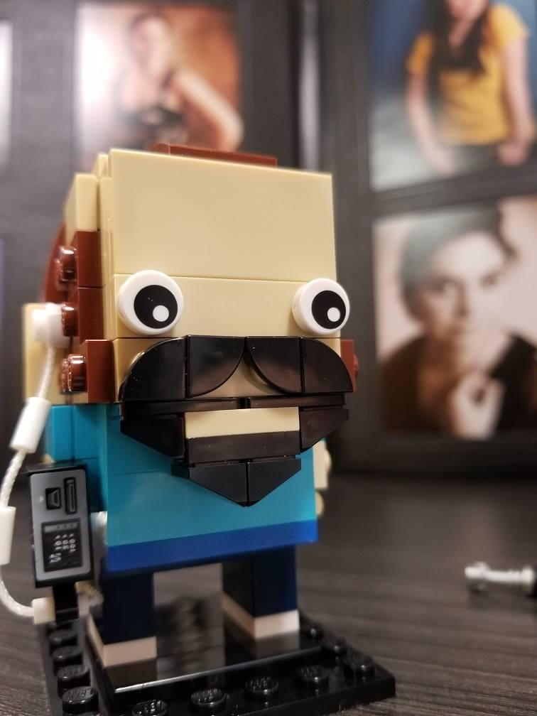 Lego Chuck
