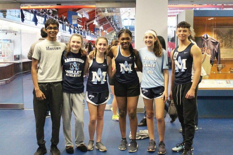 Student-Athletes, Volunteers Shine at Stanner Games Featured Photo