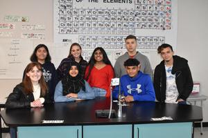 HMA students win Energy Conservation
