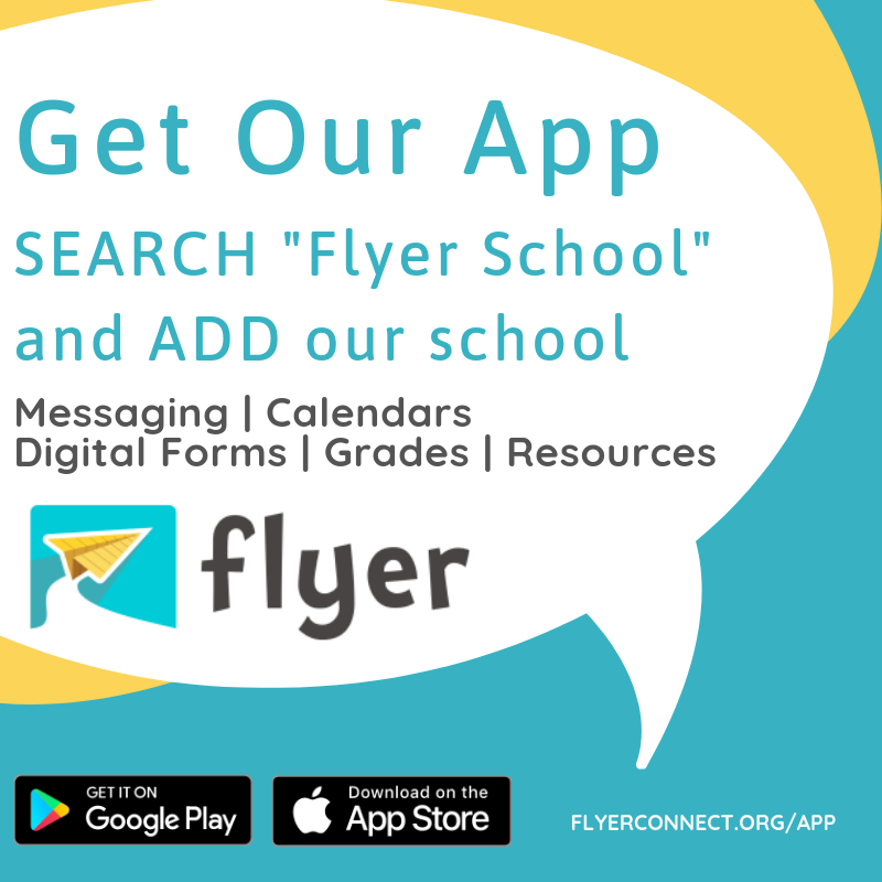 Download our New School App! Image