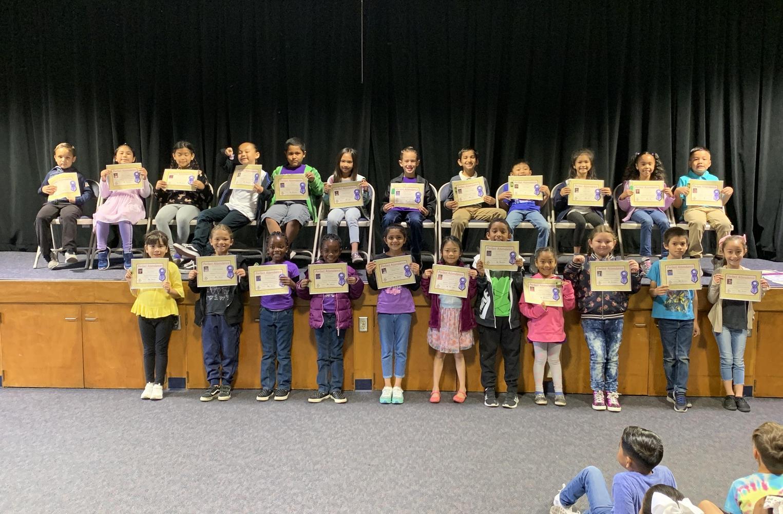 award assembly