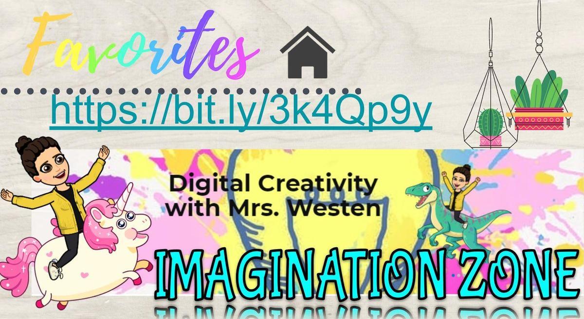 Imagination zone