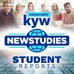 Jack Crotty '20 and Joe Trave '21 produce KYW Newsradio Podcasts Featured Photo