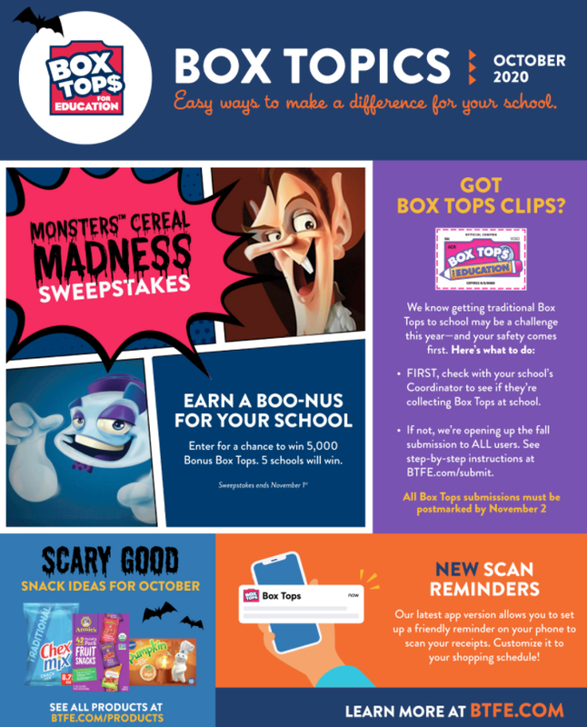 Box Tops Featured Photo