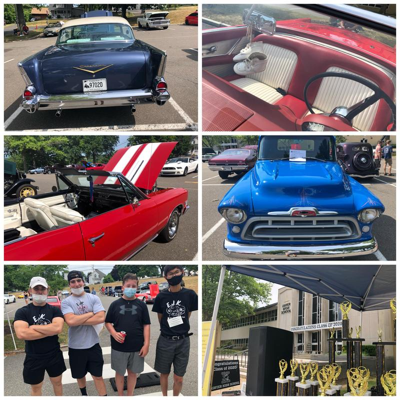 The 2020 EJK Classic Car Show
