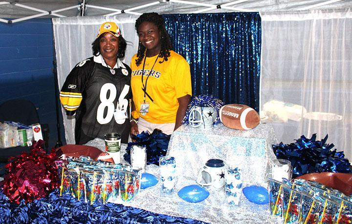 Morgantown Middle School Report Pick-Up Tailgate