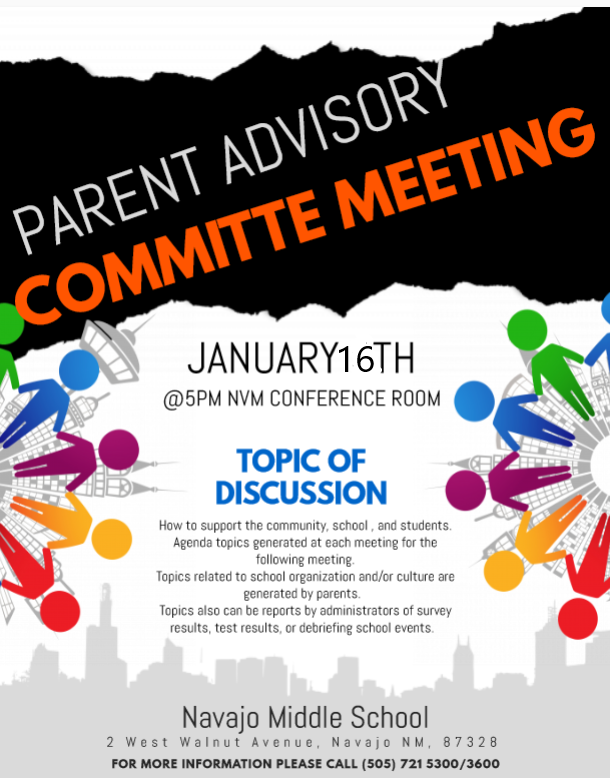Parent Advisory Committee Featured Photo