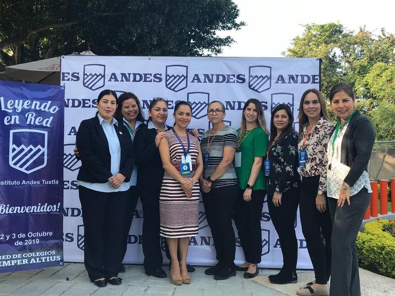 El Instituto Andes Tuxtla es sede de Aprendiendo en Red: Lectores en Red Featured Photo