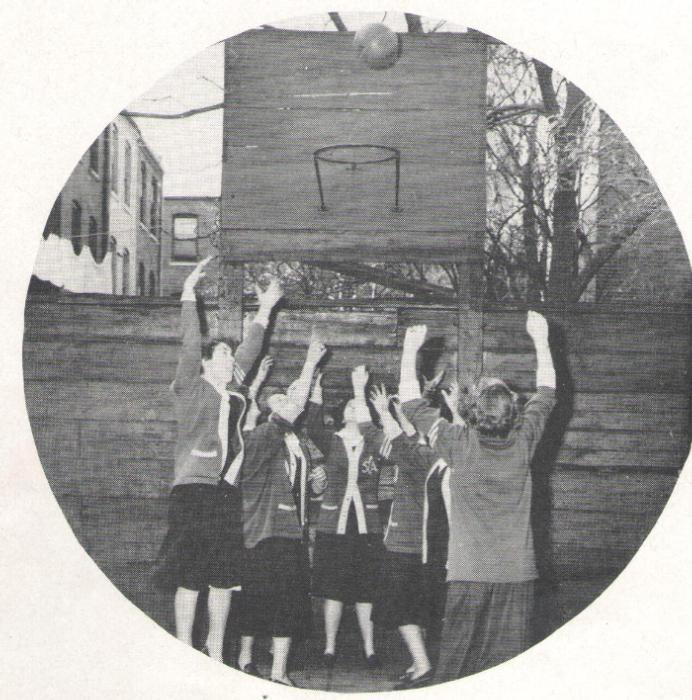basketball historic shot