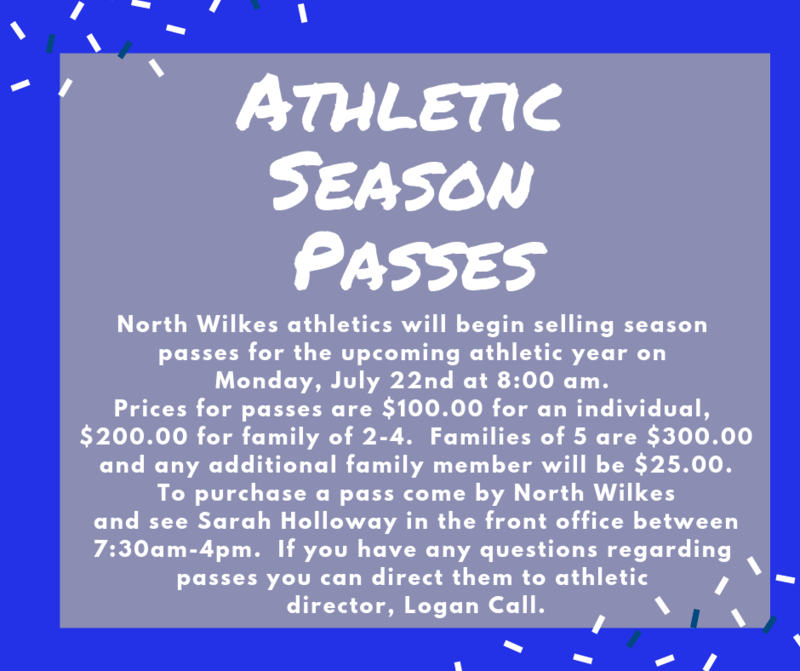 Athletic Season Passes On Sale July 22 Thumbnail Image