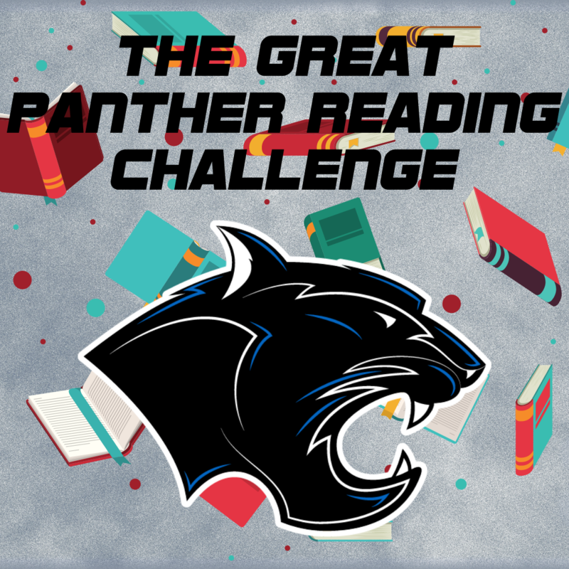 The Great Panther Reading Challenge Featured Photo
