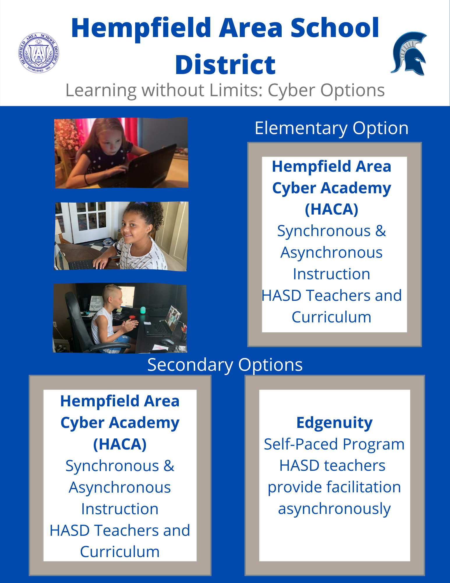 HASD Cyber Options