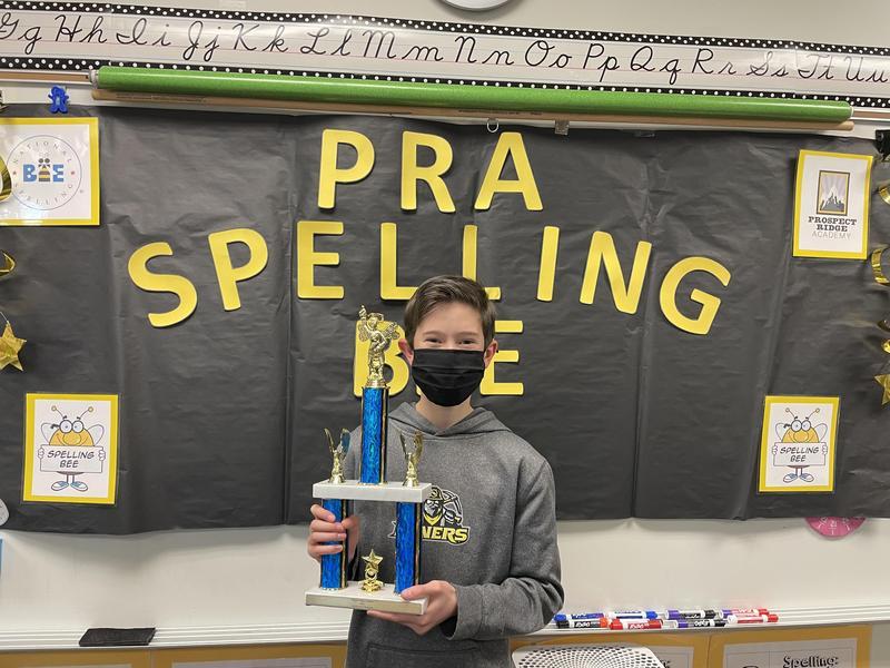 PRA Spelling Bee Winner Thumbnail Image