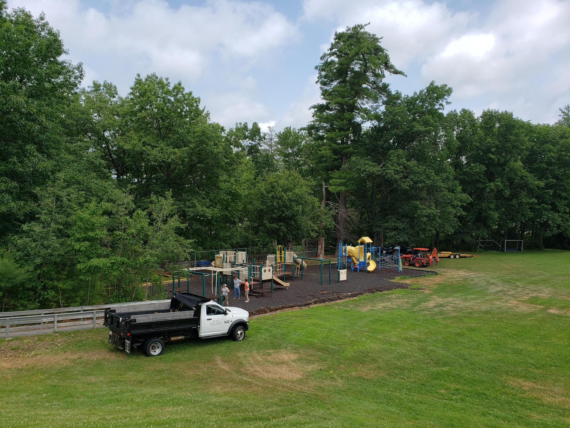 JM playground removal