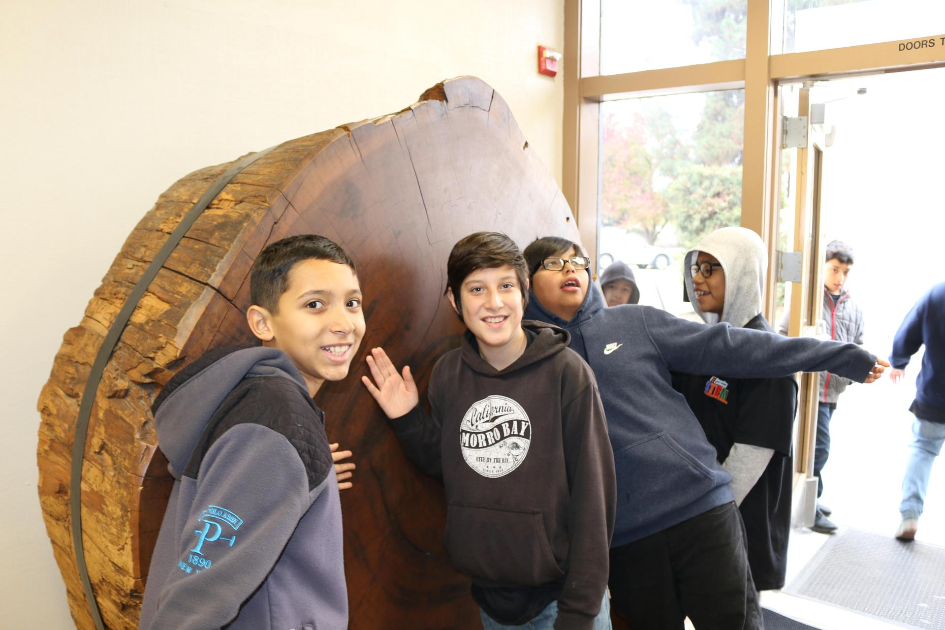6th Grade Reedley College Tour