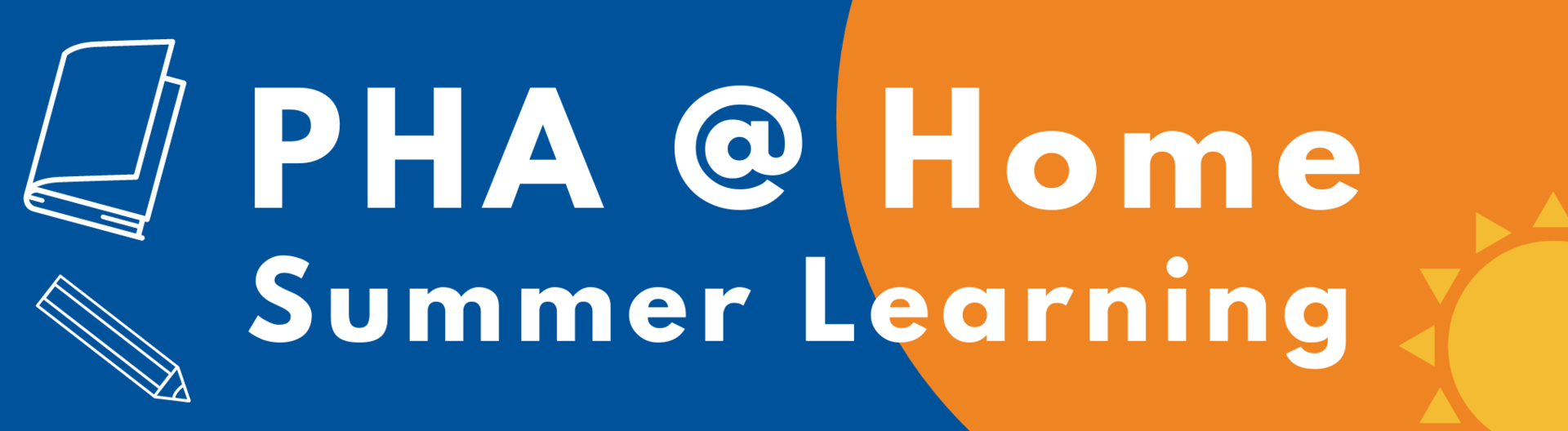 PHA @ Home Summer Learning