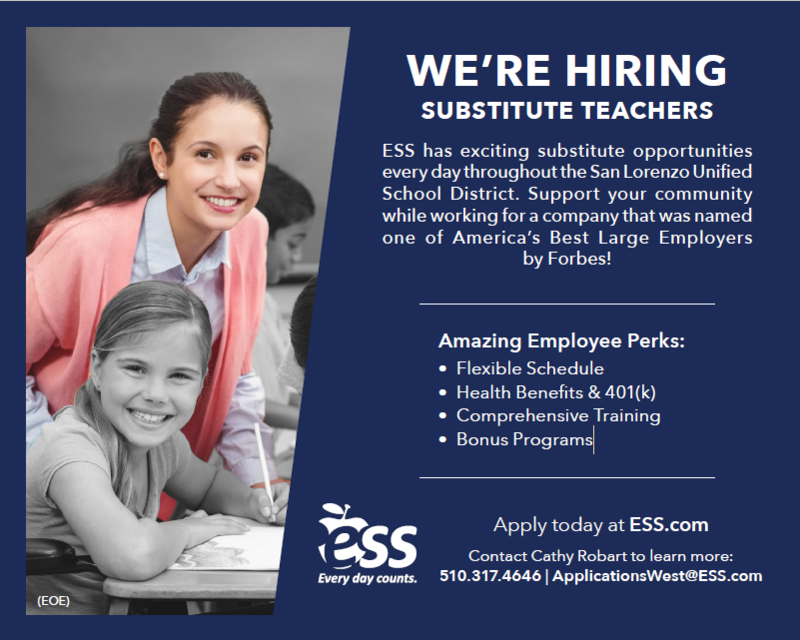 We are looking for Substitute Teachers Featured Photo