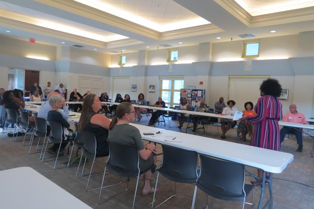 Annual Community Outreach Planning Meeting 2017