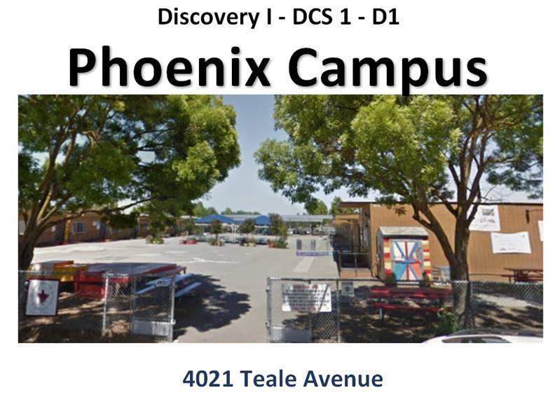 Phoenix Campus Donate