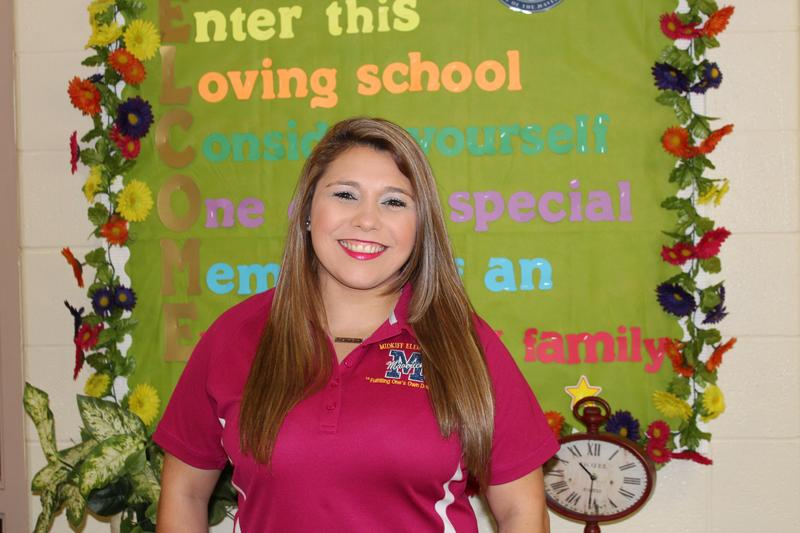 Welcome Assistant Principal, Ms. Anel Canales! Featured Photo