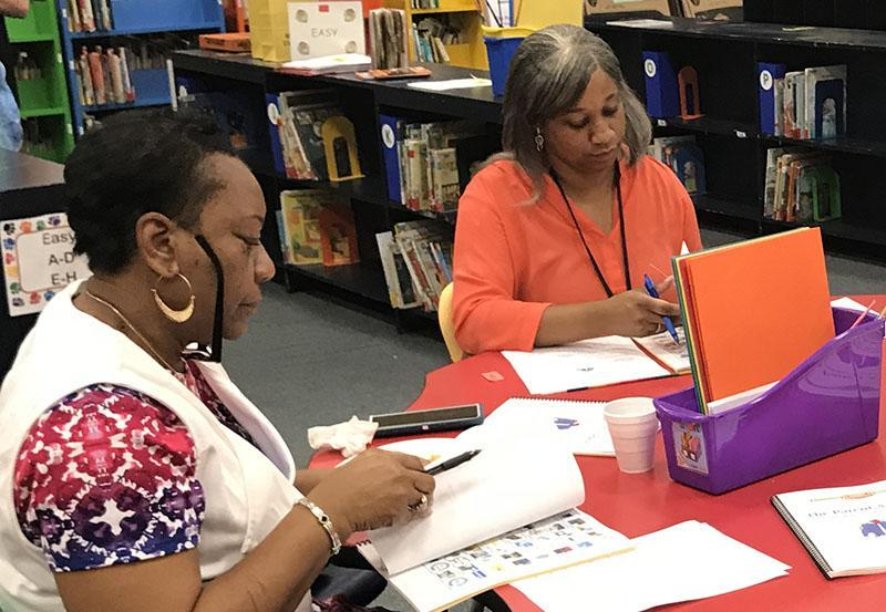 McLaurin Elementary School is Now Hosting Parent Academy Thumbnail Image