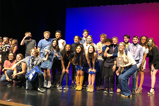 Terra Vista Middle School One Act Play