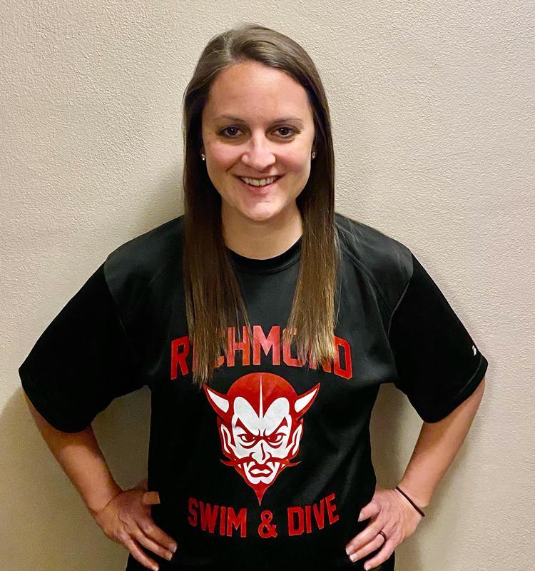 New RHS Swim Coach Madalyn Smith
