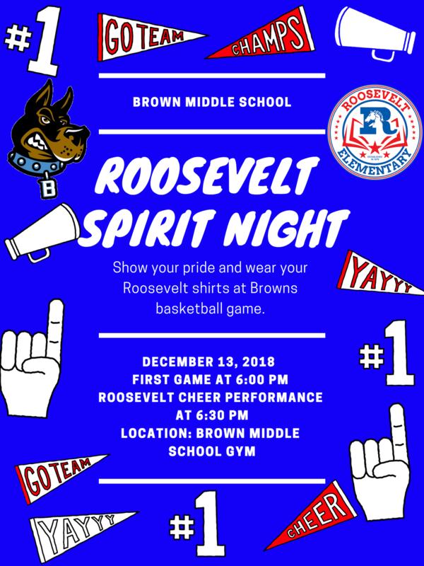 Roosevelt Night