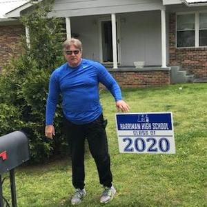2020 HHS Grads Yard Sign Project