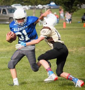 7th grade football photo