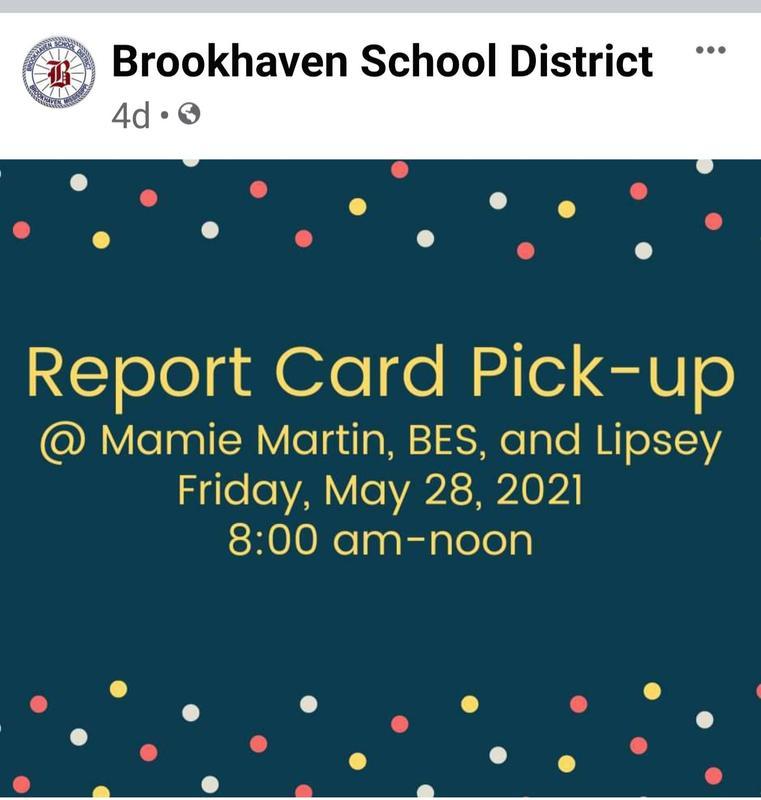 Report Card Pick up - Repost Thumbnail Image