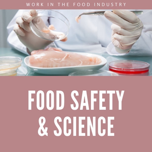 FOOD SAFETY & SCIENCE