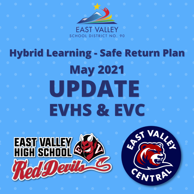 Hybrid Learning Safe Return May 2021 EVHS & EVC
