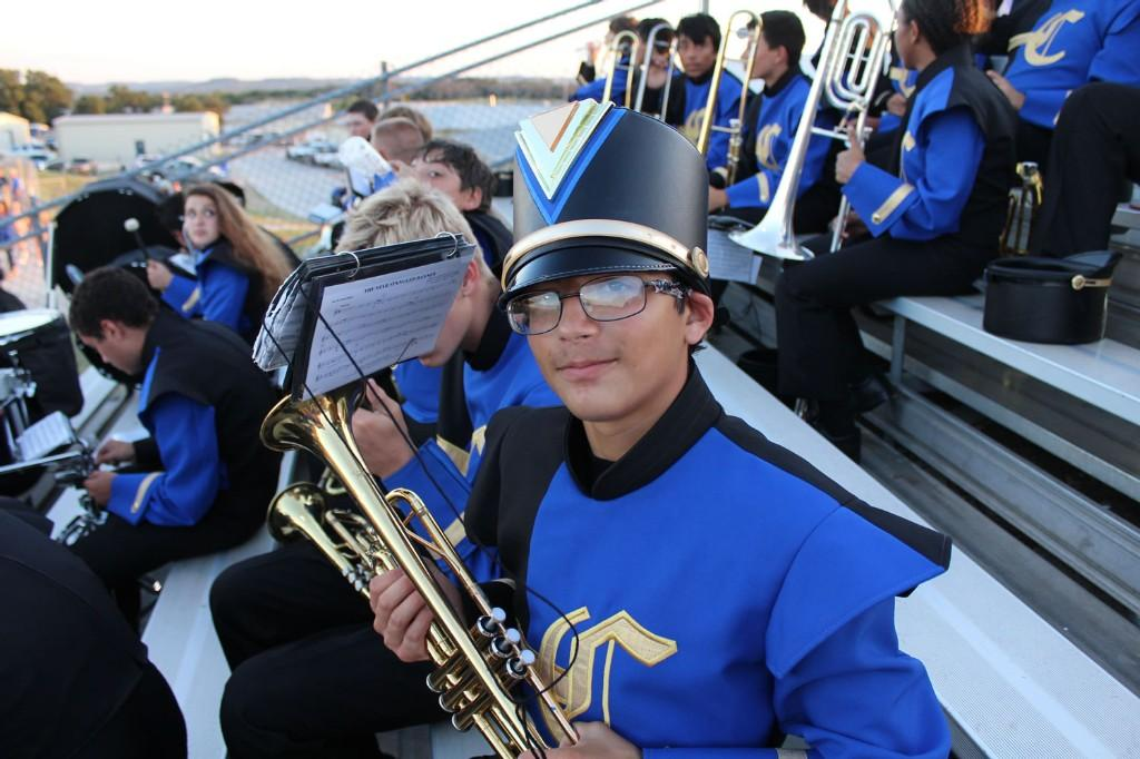 Homecoming 2016 CHS Band