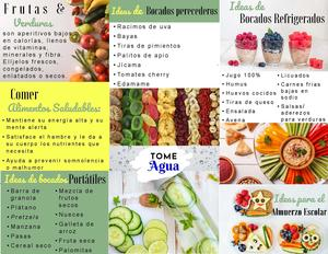 Healthy Snacking Brochure page 4