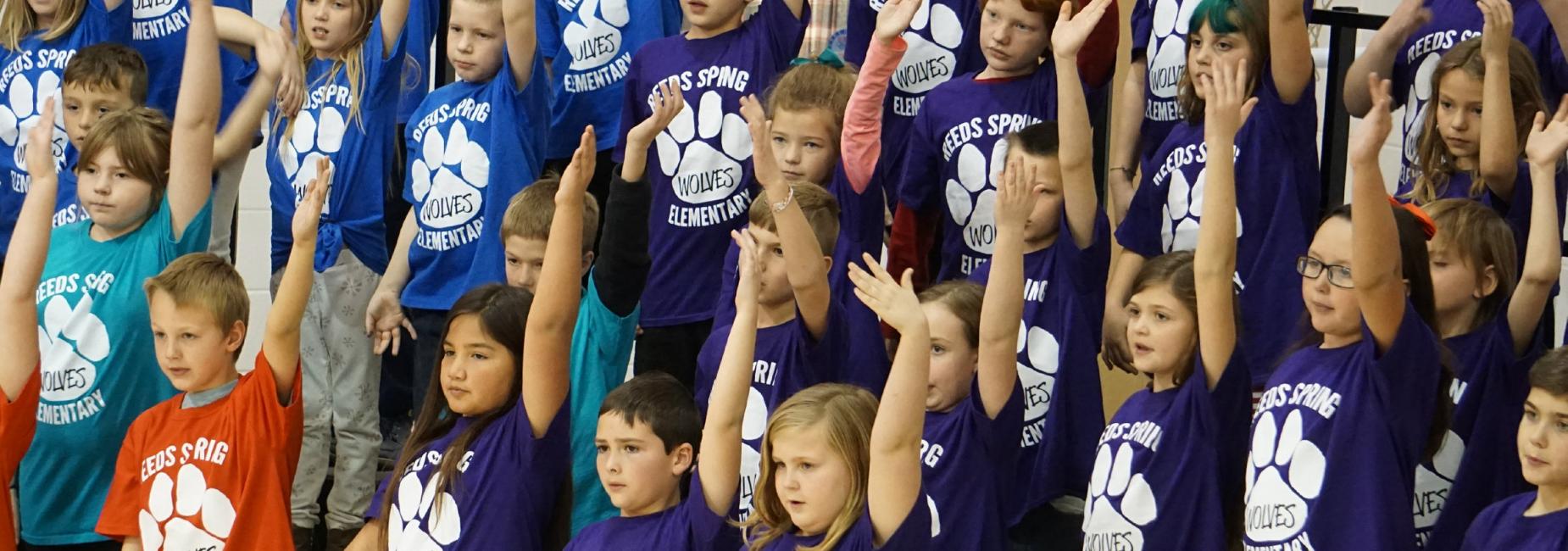 3rd Grade Musical Program