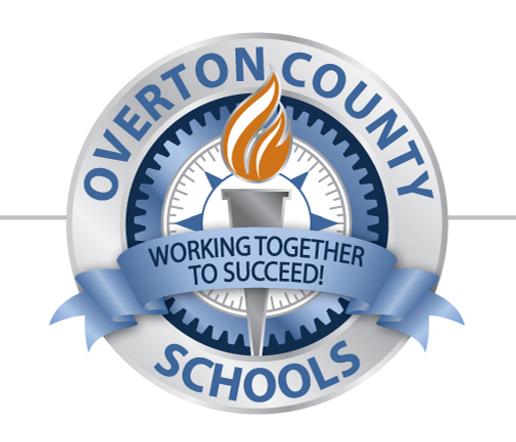 Overton county schools logo
