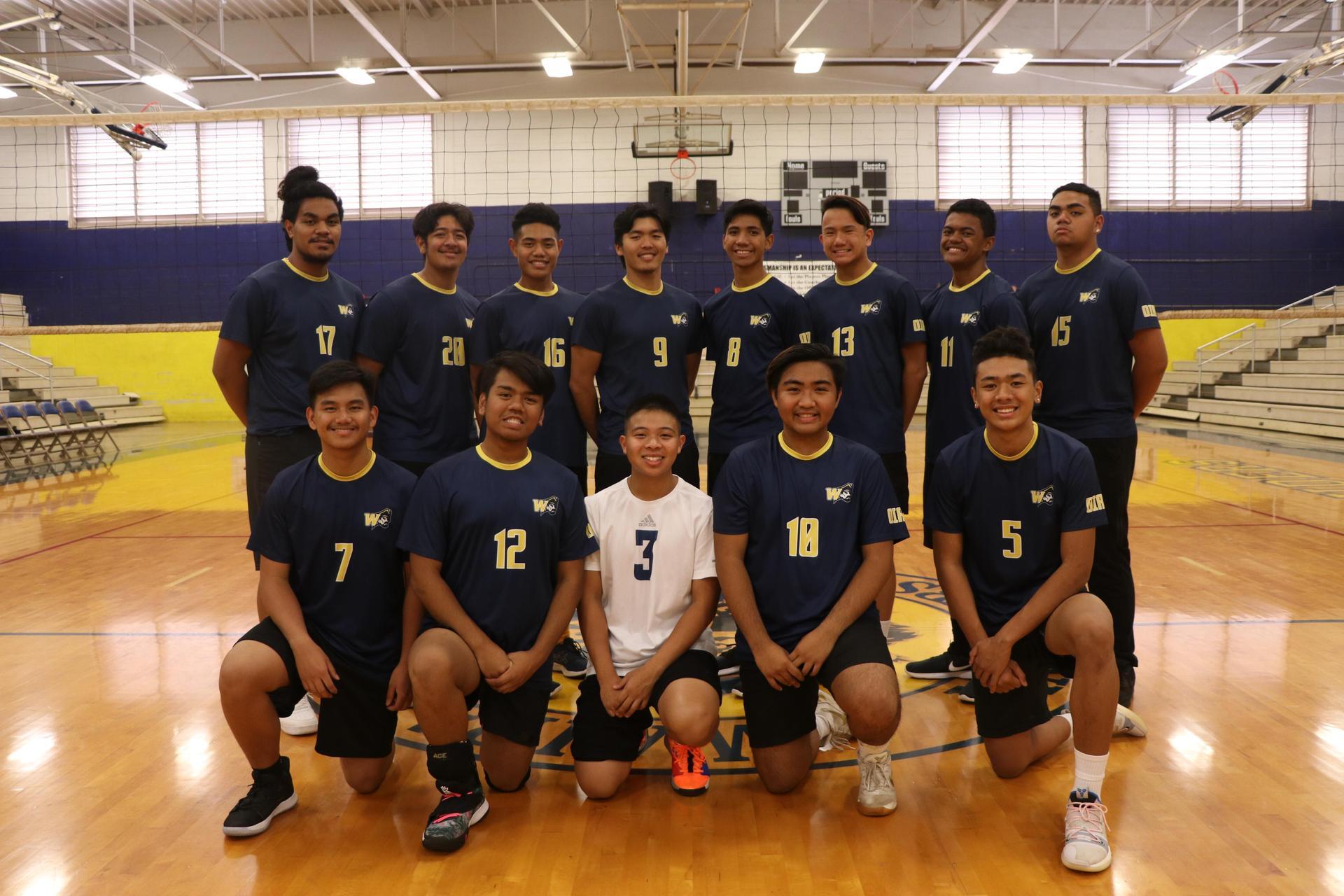 Boys Volleyball (Varsity)