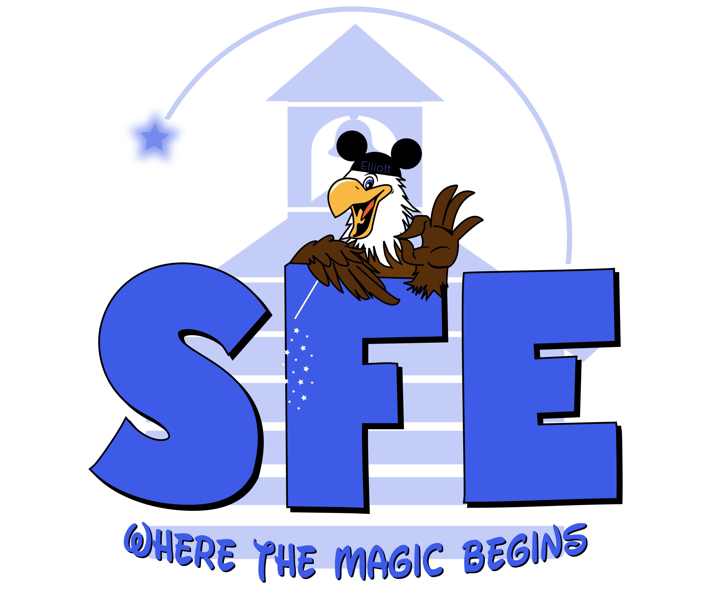 Sanford Fritch Elementary Logo