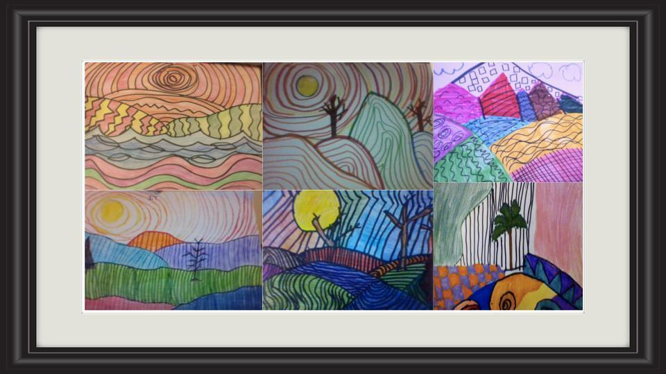 Line Landscape 2