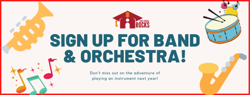 Band and Orchestra Sign Up Featured Photo
