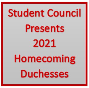 Homecoming Princesses Announced Featured Photo