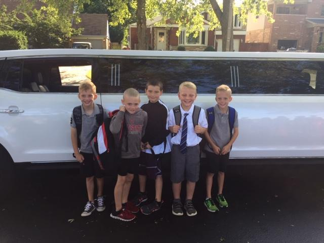 Southwest Student Arrives to School in Style Thumbnail Image